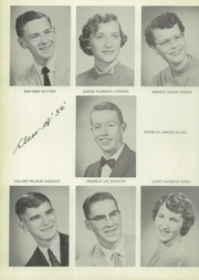 Page 14, 1956 Edition, Johnstown High School - Beacon Yearbook (Johnstown, OH) online yearbook collection