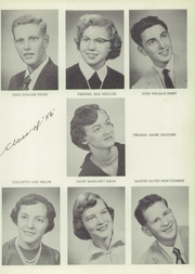 Page 15, 1956 Edition, Johnstown High School - Beacon Yearbook (Johnstown, OH) online yearbook collection