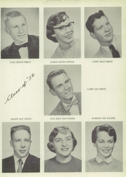 Page 17, 1956 Edition, Johnstown High School - Beacon Yearbook (Johnstown, OH) online yearbook collection