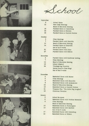 Page 6, 1956 Edition, Johnstown High School - Beacon Yearbook (Johnstown, OH) online yearbook collection