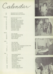 Page 7, 1956 Edition, Johnstown High School - Beacon Yearbook (Johnstown, OH) online yearbook collection