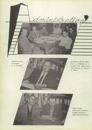 Page 8, 1956 Edition, Johnstown High School - Beacon Yearbook (Johnstown, OH) online yearbook collection