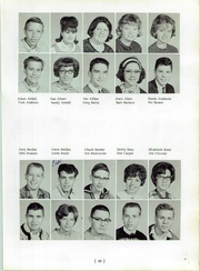 Page 47, 1965 Edition, Avon High School - Highlights Yearbook (Avon, OH) online yearbook collection