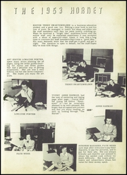 Page 11, 1953 Edition, Dawson Bryant High School - Hornet Yearbook (Coal Grove, OH) online yearbook collection