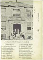 Page 7, 1953 Edition, Dawson Bryant High School - Hornet Yearbook (Coal Grove, OH) online yearbook collection