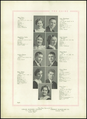 Page 12, 1935 Edition, Clearview High School - Guide Yearbook (Lorain, OH) online yearbook collection