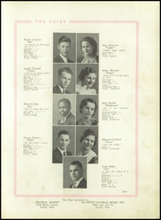 Page 13, 1935 Edition, Clearview High School - Guide Yearbook (Lorain, OH) online yearbook collection