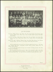 Page 17, 1935 Edition, Clearview High School - Guide Yearbook (Lorain, OH) online yearbook collection