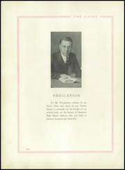 Page 6, 1935 Edition, Clearview High School - Guide Yearbook (Lorain, OH) online yearbook collection