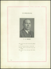Page 8, 1935 Edition, Clearview High School - Guide Yearbook (Lorain, OH) online yearbook collection