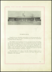 Page 9, 1935 Edition, Clearview High School - Guide Yearbook (Lorain, OH) online yearbook collection