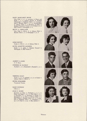 Page 17, 1945 Edition, Clearview High School - Guide Yearbook (Lorain, OH) online yearbook collection