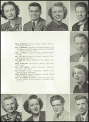 Page 13, 1951 Edition, Clearview High School - Guide Yearbook (Lorain, OH) online yearbook collection