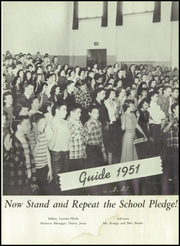 Page 5, 1951 Edition, Clearview High School - Guide Yearbook (Lorain, OH) online yearbook collection