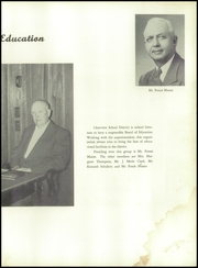 Page 13, 1956 Edition, Clearview High School - Guide Yearbook (Lorain, OH) online yearbook collection