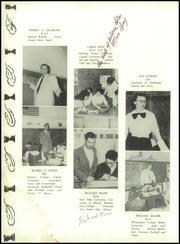 Page 16, 1956 Edition, Clearview High School - Guide Yearbook (Lorain, OH) online yearbook collection