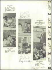 Page 17, 1956 Edition, Clearview High School - Guide Yearbook (Lorain, OH) online yearbook collection