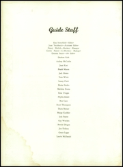 Page 6, 1956 Edition, Clearview High School - Guide Yearbook (Lorain, OH) online yearbook collection