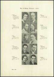 Page 10, 1931 Edition, Oberlin High School - O High Yearbook (Oberlin, OH) online yearbook collection