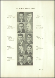 Page 11, 1931 Edition, Oberlin High School - O High Yearbook (Oberlin, OH) online yearbook collection