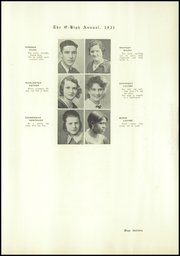 Page 15, 1931 Edition, Oberlin High School - O High Yearbook (Oberlin, OH) online yearbook collection