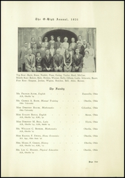 Page 7, 1931 Edition, Oberlin High School - O High Yearbook (Oberlin, OH) online yearbook collection