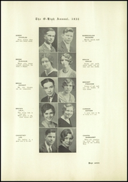 Page 9, 1931 Edition, Oberlin High School - O High Yearbook (Oberlin, OH) online yearbook collection