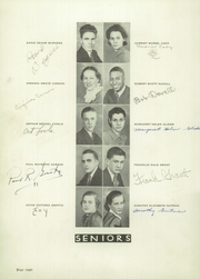 Page 10, 1937 Edition, Oberlin High School - O High Yearbook (Oberlin, OH) online yearbook collection