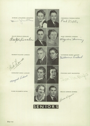 Page 12, 1937 Edition, Oberlin High School - O High Yearbook (Oberlin, OH) online yearbook collection