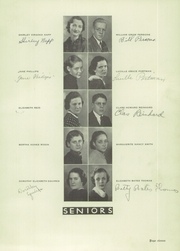 Page 13, 1937 Edition, Oberlin High School - O High Yearbook (Oberlin, OH) online yearbook collection