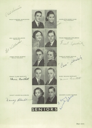 Page 9, 1937 Edition, Oberlin High School - O High Yearbook (Oberlin, OH) online yearbook collection
