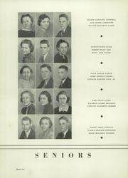 Page 14, 1938 Edition, Oberlin High School - O High Yearbook (Oberlin, OH) online yearbook collection