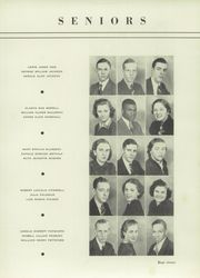 Page 15, 1938 Edition, Oberlin High School - O High Yearbook (Oberlin, OH) online yearbook collection