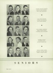 Page 16, 1938 Edition, Oberlin High School - O High Yearbook (Oberlin, OH) online yearbook collection