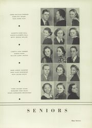 Page 17, 1938 Edition, Oberlin High School - O High Yearbook (Oberlin, OH) online yearbook collection