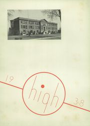 Page 6, 1938 Edition, Oberlin High School - O High Yearbook (Oberlin, OH) online yearbook collection