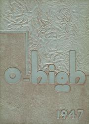 1947 Edition, Oberlin High School - O High Yearbook (Oberlin, OH)