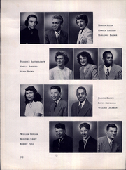 Page 14, 1950 Edition, Oberlin High School - O High Yearbook (Oberlin, OH) online yearbook collection
