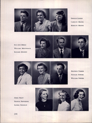 Page 16, 1950 Edition, Oberlin High School - O High Yearbook (Oberlin, OH) online yearbook collection