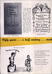 Page 6, 1950 Edition, Oberlin High School - O High Yearbook (Oberlin, OH) online yearbook collection