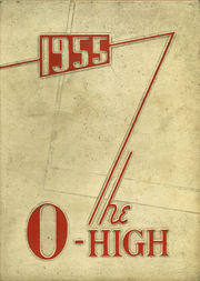 1955 Edition, Oberlin High School - O High Yearbook (Oberlin, OH)