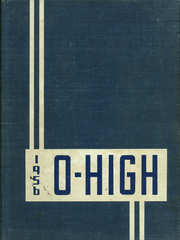 1956 Edition, Oberlin High School - O High Yearbook (Oberlin, OH)