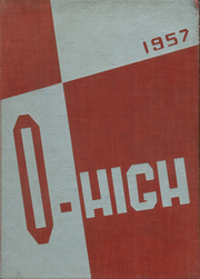 1957 Edition, Oberlin High School - O High Yearbook (Oberlin, OH)