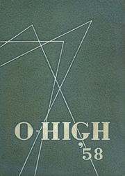 1958 Edition, Oberlin High School - O High Yearbook (Oberlin, OH)