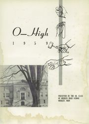 Page 5, 1959 Edition, Oberlin High School - O High Yearbook (Oberlin, OH) online yearbook collection