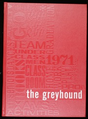 Page 1, 1971 Edition, Dixie High School - Greyhound Yearbook (New Lebanon, OH) online yearbook collection