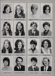 Page 15, 1973 Edition, Dixie High School - Greyhound Yearbook (New Lebanon, OH) online yearbook collection