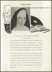 Page 7, 1960 Edition, Magnificat High School - Magnifier Yearbook (Rocky River, OH) online yearbook collection