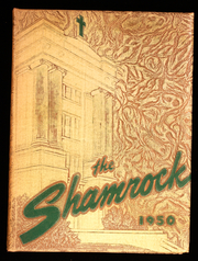 1950 Edition, St Vincent High School - Shamrock Yearbook (Akron, OH)