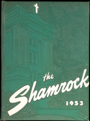 Page 1, 1953 Edition, St Vincent High School - Shamrock Yearbook (Akron, OH) online yearbook collection